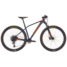 "ORBEA Alma H30-Eagle MTB Hardtail 29"" orange/blå"